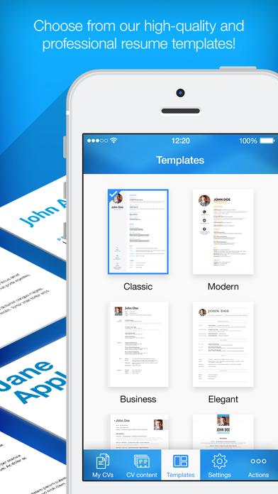 28+ [ Resume Maker Pro App ] | Download Resume Maker Pro For ...