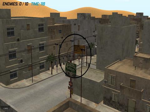 VR SNIPER Screenshot