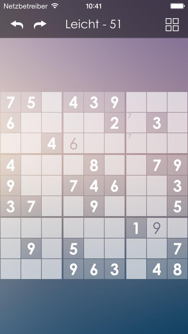 Sudoku Champions iOS Screenshots
