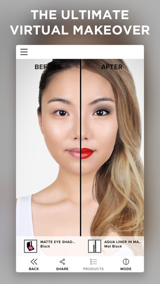 Virtual Makeover? im App Store