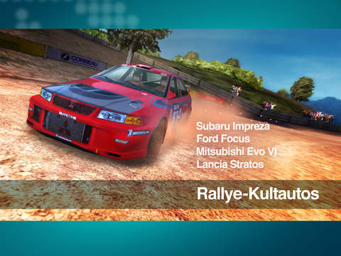 Screenshot 2 Colin McRae Rally