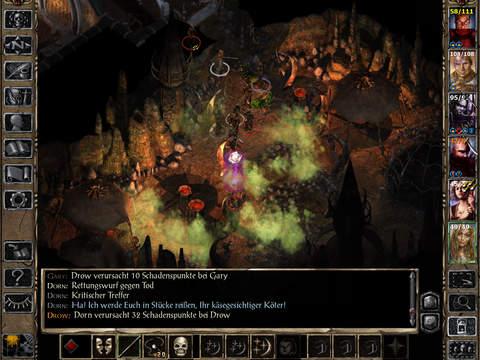 Baldur's Gate II Screenshot