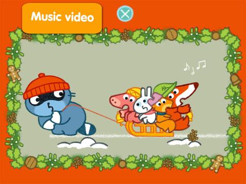 Christmas Jigsaw Puzzle Pango Screenshot