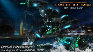Pacific Rim iOS Screenshots