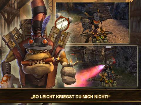 Oddworld: Stranger's Wrath iOS