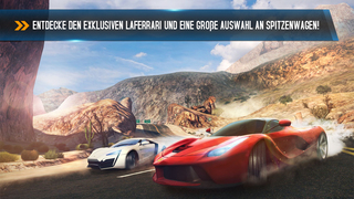 Asphalt 8: Airborne iOS Screenshots