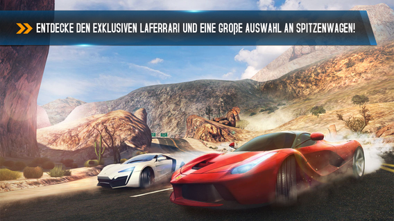 Screenshot 1 Asphalt 8: Airborne