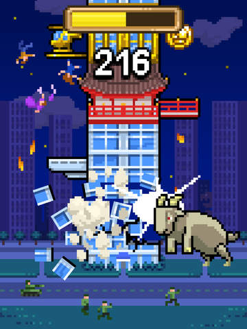 Tower Boxing iPhone iPad kostenlos