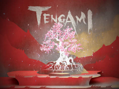 Tengami iOS Screenshots