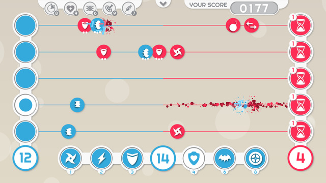 Battledots iPhone iPad