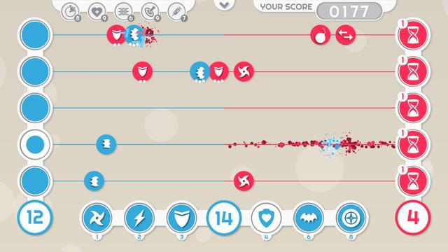 Battledots iPhone iPad