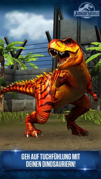 Jurassic World™: Das Spiel iPad
