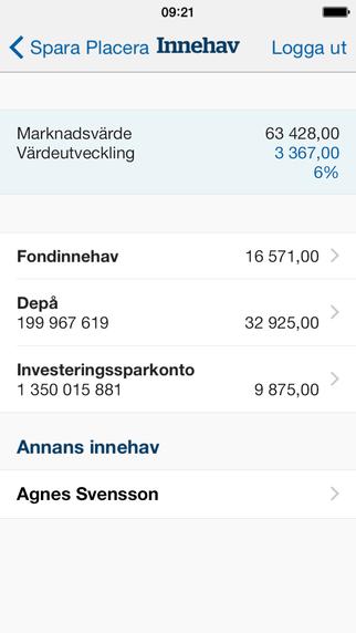 ica banken mobil app