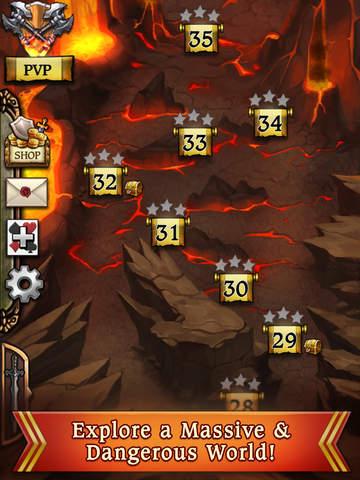 Screenshot #5 pour Swords & Poker Adventures