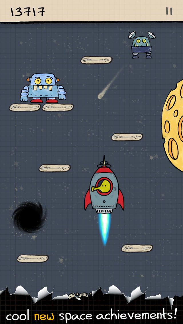 Screenshot 3 Doodle Jump