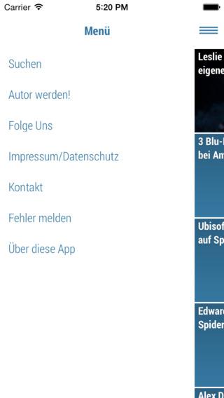 NewsCouch Screenshot