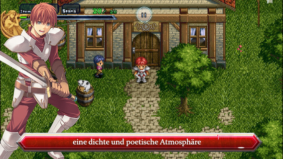 Ys Chronicles 1 iPhone iPad