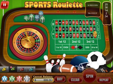 Xtreme roulette
