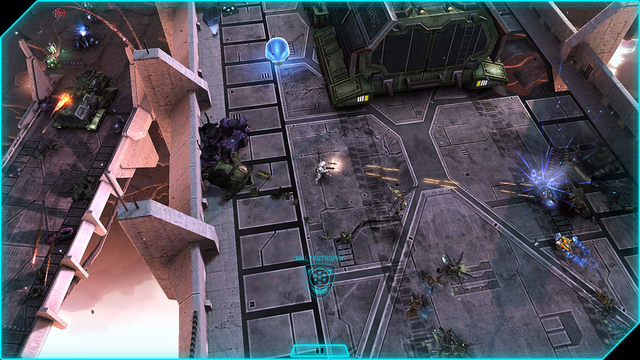 Halo: Spartan Assault iPhone iPad