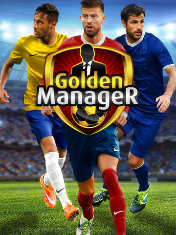 Golden Manager fussball 2017 – beste Fußballspiel iOS Screenshots