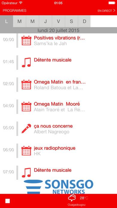 download Radio Omega (Officielle) apps 1