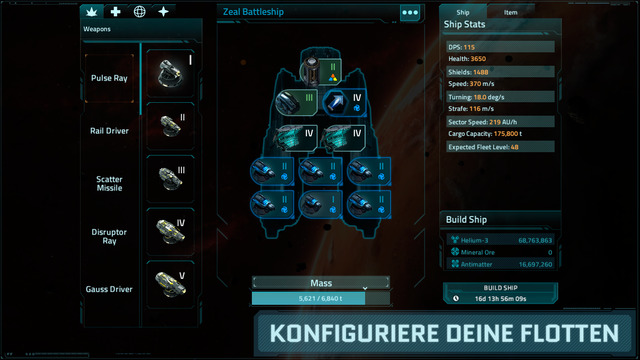 VEGA Conflict iPhone iPad