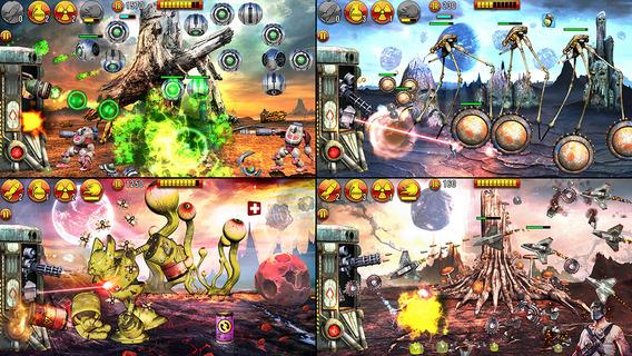 Screenshot 3 World of Khaos