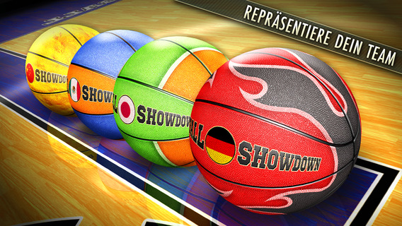 Basketball Showdown 2015iPhone iPad