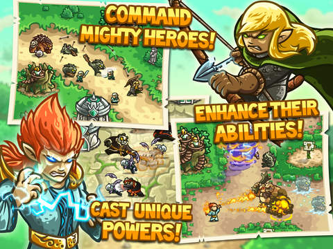 Kingdom Rush Origins iOS
