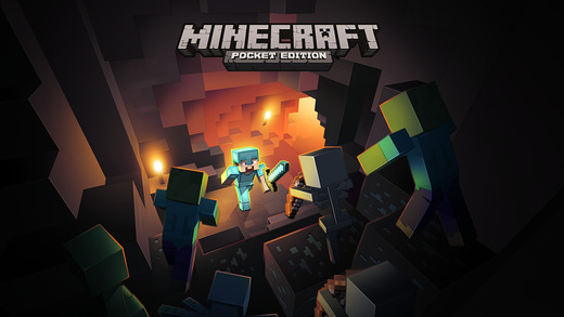 Minecraft – Pocket Edition iPhone iPad