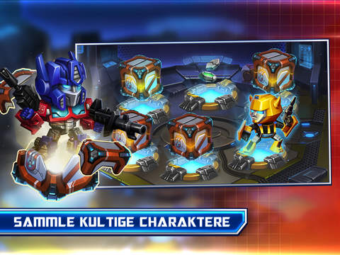 Transformers: Battle Tactics iOS