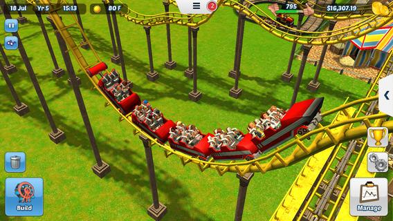 Screenshot 3 RollerCoaster Tycoon® 3