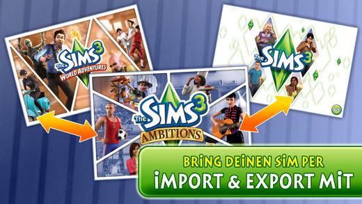 Die Sims 3 Traumkarrieren Screenshot