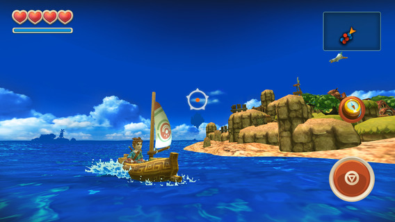 Screenshot 2 Oceanhorn ™