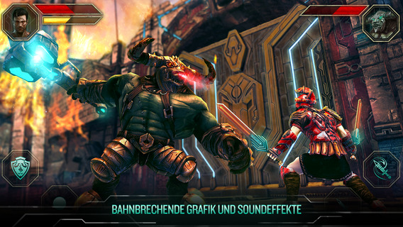Screenshot 3 Godfire: Rise of Prometheus