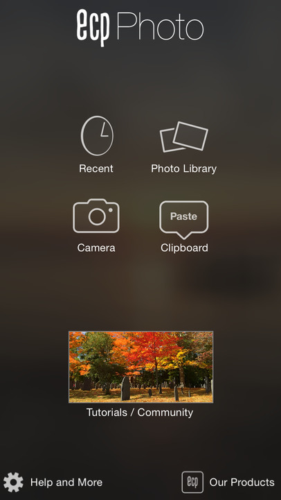 ECP Photo - Editor, Filters and Effects - iPhone Mobile Analytics and App Store Data