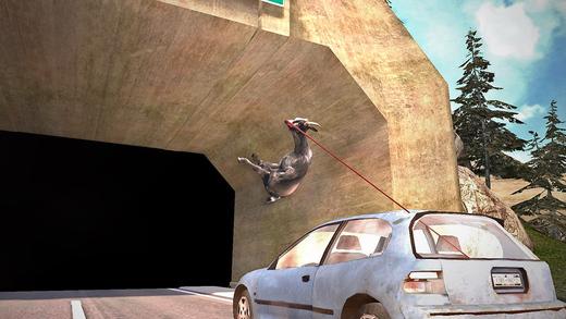 Goat Simulator iPhone iPad