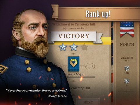 Screenshot 4 Ultimate General™: Gettysburg