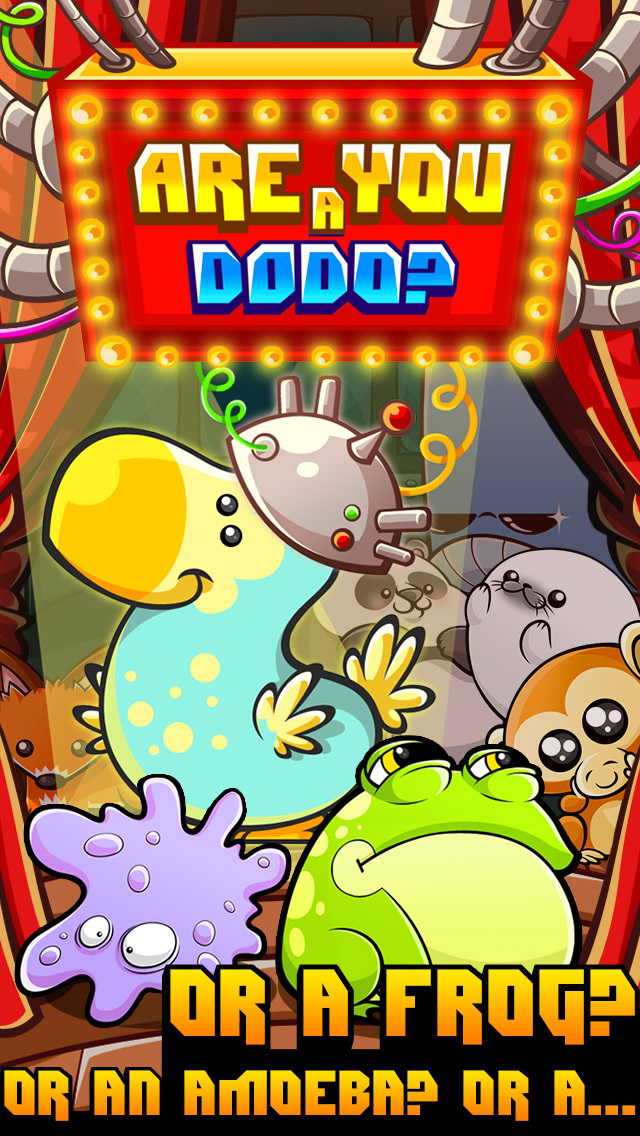 Are You A Dodo? iOS Screenshots