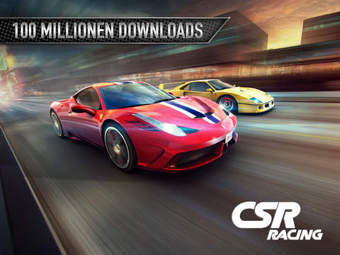 Screenshot 2 CSR Racing