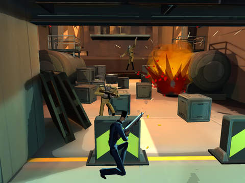 CounterSpy™ iOS Screenshots
