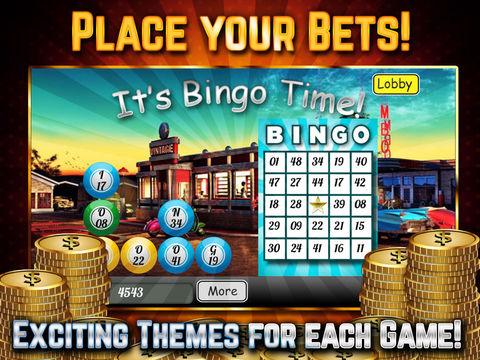Ultimate Casino Vacation - Best Las Vegas Casino Games with Hot Slots, Real Poker, Free Bingo and Fast Blackjack Screenshot