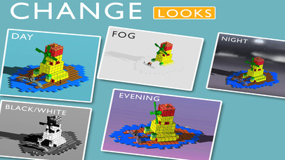 Blox 3D World Creator iPhone
