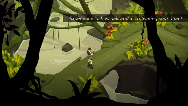 Lara Croft GO (Video recenze)