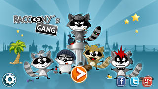 RACCooNY's GANG iOS Screenshots
