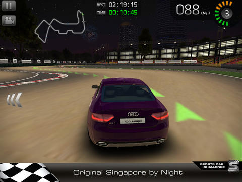Screenshot 3 Sports Car Challenge