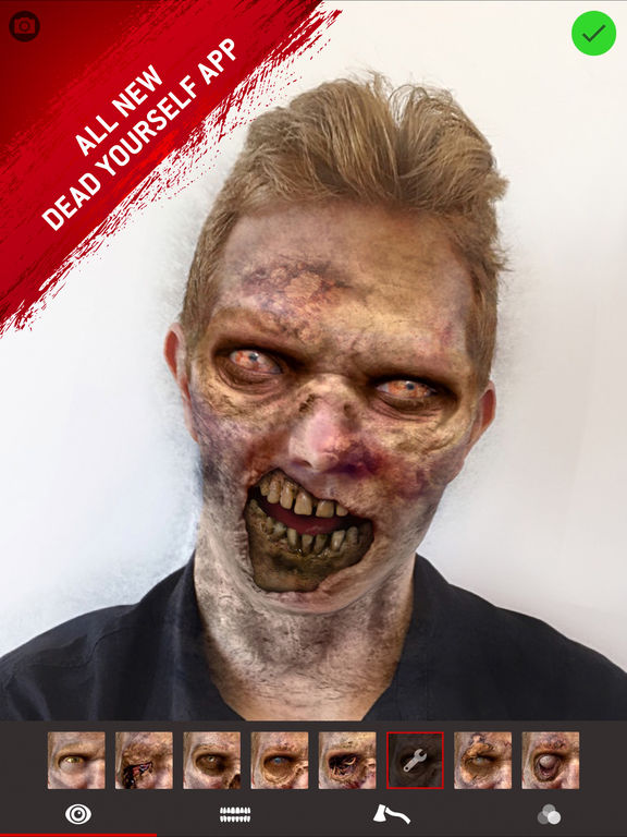 The Walking Dead: Dead Yourself Screenshot