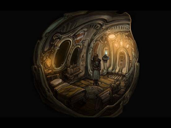 Primordia iOS Screenshots