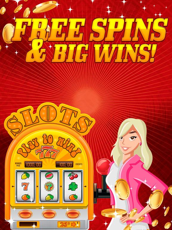 Slot machine scratch