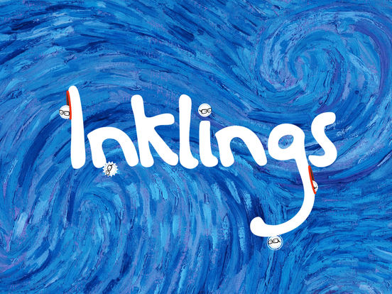 Inklings! iOS Screenshots